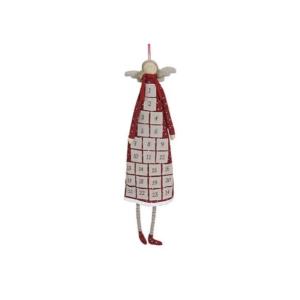 Adventinaptár textil 20' 130cm kézzelkészült