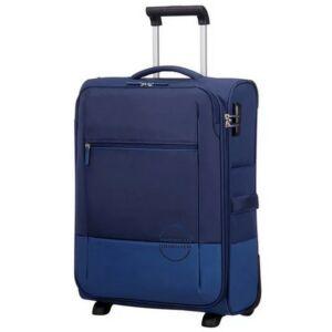 American Tourister kabinbőrönd Instago 40x55x20 41,5L 2,3kg 109791/T325 sötétkék/világoskék