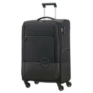 American Tourister bőrönd 68/2 Instago 44x68x27,5 66L 3kg 109793/2454 fekete/szürke