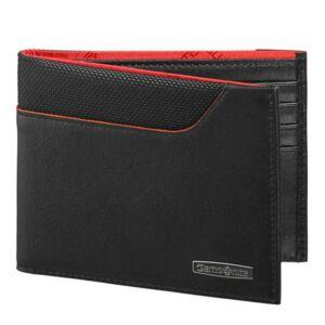 Samsonite pénztárca PRO-DLX 3 SLG Business Card Holder 8CC fekete 41652/1041