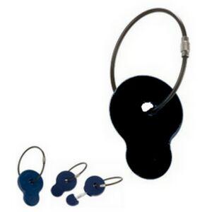Samsonite poggyászazonosító Travell Accessor. V-ID TAPE Luggage TAG U23x202-09 black - fekete