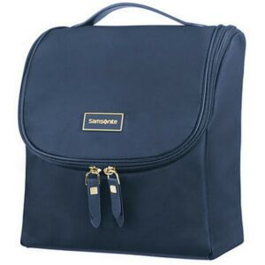 Samsonite kozmetikai táska Női Karissa HANGING TOILET ORGANIZER 85249/1265 Sötét tengerkék