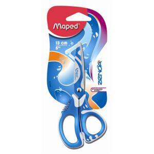 Olló 13cm Maped Zenoa Fit iskolai olló vegyes színek Irodai kiegészítők MAPED 670110