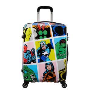 American Tourister bőrönd65/24 Marvel Legends spinner Alfatwist 64492/9073 Marvel Pop Art