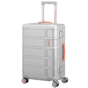 American Tourister kabinbőrönd Alumo spinner 55/20 NEON 129881/2245 koral, 4 kerekű