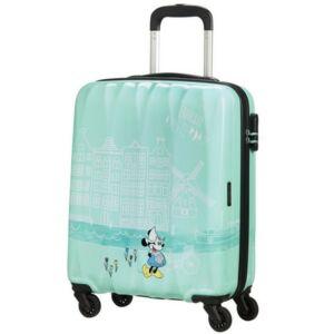 American Tourister kabinbőrönd Disney Legends 55/20 Alfatwist 2.0 92699/8309 Minnie Amsterdam, 4 kerekű