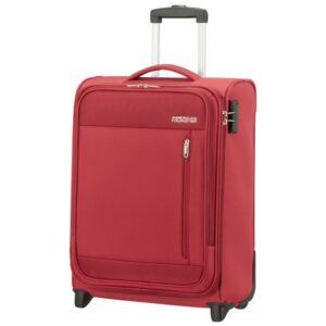 American Tourister kabinbőrönd Heat Wave upright 55/20 130665/1129 tégla piros