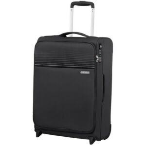 American Tourister kabinbőrönd Lite Ray upright 55/20 TSA 130169/1465 Jet Black, textil