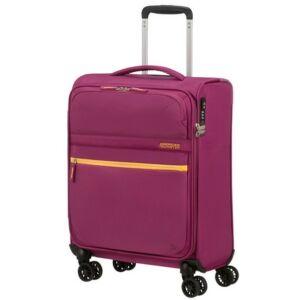 American Tourister kabinbőrönd Matchup 55/20 TSA 124709/1283 sötét pink, 4 kerekű, textil
