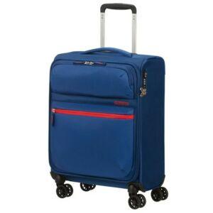 American Tourister kabinbőrönd Matchup 55/20 TSA 124709/1608 neon kék, 4 kerekű, textil