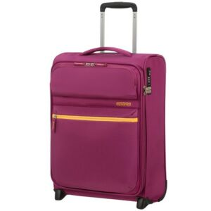 American Tourister kabinbőrönd Matchup upright 55/20 TSA 124687/1283 sötét pink, 2 kerekű, textil
