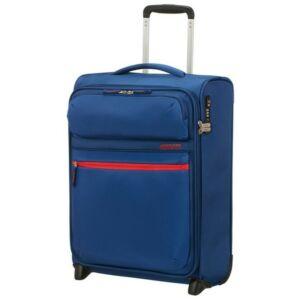 American Tourister kabinbőrönd Matchup upright 55/20 TSA 124687/1608 neon kék, 2 kerekű, textil