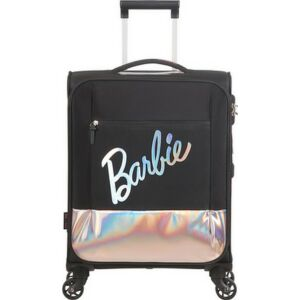 American Tourister kabinbőrönd Modern Glow BARBIE 55/20 125836/8206 Shimmer Power, 4 kerekű, tex