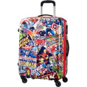 American Tourister bőrönd 65/24 Marvel képregény Marvel LEGENDS 64492/4528 - Marvel Comics
