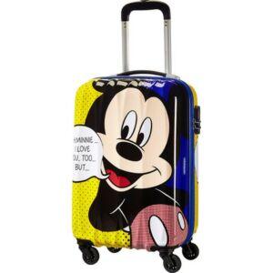 American Tourister bőrönd 65/2 Kemény 4kerekű 47x65x27 52l 3,5kg 64479/4524 - Mickey Pop