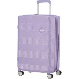 American Tourister bőrönd 67/2 Flylife 67/24 bővíthető bőrönd 125244/1491 Lavender 4 kerekű