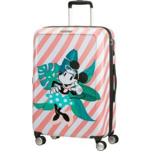 American Tourister bőrönd 67/2 Funlight Disney 67/24 MINNIE 122090/7921 Miami Beach, 4 kerekű