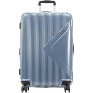 American Tourister bőrönd 69/2 Modern Dream 69/25 bővíthető bőrönd 110081/1984 szürkésék, 4 kerekű