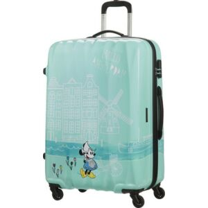 American Tourister bőrönd 75/2 Disney Legends 75/28 Alfatwist 64480/8309 Minnie Amsterdam, 4 kerekű