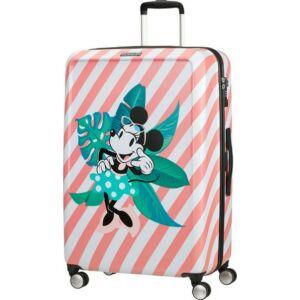 American Tourister bőrönd 77/2 Funlight Disney 77/28 MINNIE 122091/7922 Miami Holiday, 4 kerekű