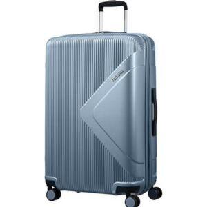 American Tourister bőrönd 78/2 Modern Dream 78/29 bővíthető bőrönd 110082/1984 szürkésék, 4 kerekű