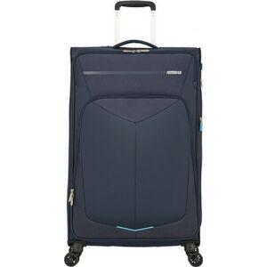 American Tourister bőrönd 79/2 Summerfunk 79/29 bővíthető bőrönd 124891/1596 tengerkék, 4 kerekű, textil