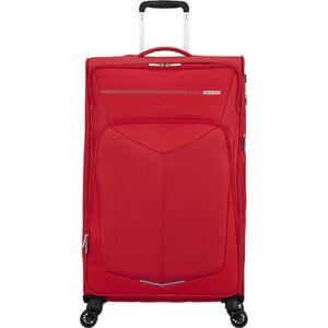 American Tourister bőrönd 79/2 Summerfunk 79/29 bővíthető bőrönd 124891/1726 piros, 4 kerekű, textil