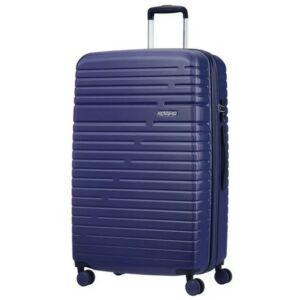 American Tourister bőrönd AERO RACER, spinner 79/29 EXP 116990/2375 - Nocturne Blue, kék