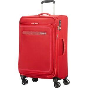 American Tourister bőrönd Airbeat 43x68,5x27/29 2,8kg 69,5/75l 68,5/27/29 103001/2010 tisztapiros