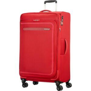 American Tourister bőrönd Airbeat 47x80x30/32 3,2kg 104/112l 80/47/32 103003/2010 tisztapiros
