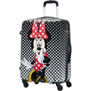 American Tourister bőrönd Alfatwist 2.0 Disney Legends SINNER 65 64479/4755 Minnie Mouse Polka Dot