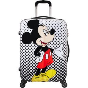 American Tourister bőrönd Alfatwist 2.0 Disney Legends SINNER 65 64479/7483 Mickey Mouse Polka Dot