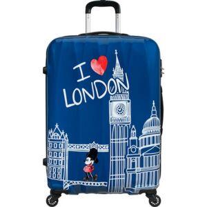 American Tourister bőrönd Alfatwist Disney Legends SPIN 75/28 64480/7523 Take Me Away Mickey