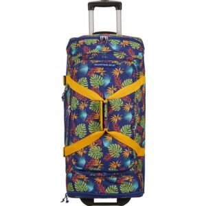 American Tourister bőrönd Alltrail Duffle/Wh L Print 132583/8880 Tropical Leaves