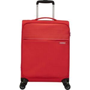 American Tourister kabinbőrönd Lite Ray spinner 55/20 130170/1198/Chili Red