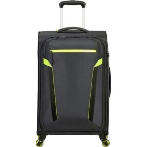 American Tourister bőrönd At Eco Spin spinner 67/24 Tsa 134528/1018 Atlas Grey