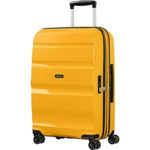 American Tourister bőrönd Bon Air Dlx spinner 66/24 Tsa Exp 134850/2347 Light Yellow