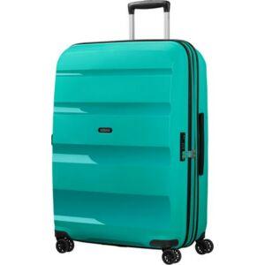 American Tourister bőrönd Bon Air Dlx spinner 75/28 Tsa Exp 134851/4517 Deep Turquoise