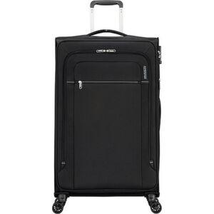 American Tourister bőrönd Crosstrack spinner 79/29 Tsa Exp 133191/1062 Black/Grey