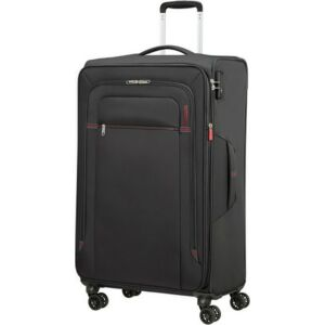 American Tourister bőrönd Crosstrack spinner 79/29 Tsa Exp 133191/2645 Grey/Red