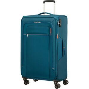 American Tourister bőrönd Crosstrack spinner 79/29 Tsa Exp 133191/6032 Navy/Orange