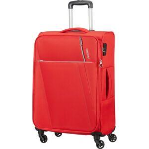 American Tourister bőrönd Joyride 44x69x27/29cm 3,4kg 4kerekű 89156/0501 lángvörös