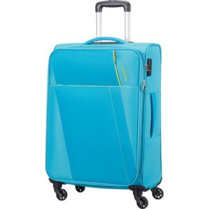 American Tourister bőrönd Joyride 44x69x27/29cm 3,4kg 4kerekű 89156/6323 kék