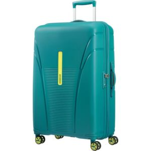 American Tourister bőrönd Kemény 4 kerekű bőrönd SKYTRACER spinner 68/25