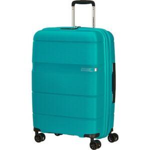 American Tourister bőrönd Linex spinner 76/28 Blue Ocean 128455/1099 Blue Ocean - 4 kerekű