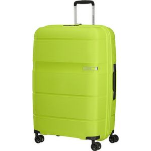 American Tourister bőrönd Linex spinner 76/28 Key Lime 128455/8425 Key Lime - 4 kerekű