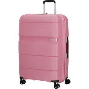American Tourister bőrönd Linex spinner 76/28 Watermelon Pink 128455/2062 Watermelon Pink - 4 kerekű