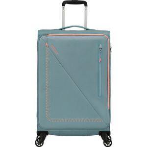 American Tourister bőrönd Lite Volt spinner 68/25 Tsa 134525/7303 Grey/Peach
