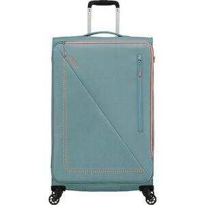 American Tourister bőrönd Lite Volt spinner 79/29 Tsa 134526/7303 Grey/Peach