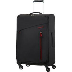 American Tourister bőrönd Litewing 42x70x26cm 2,4kg 4kerekű 89459/0662 fekete/piros